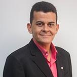 Alexsandro Mota Melo - Vice-Presidente de Registro