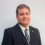 Francisco José Alves Correia Lima - Vice-Presidente de Controle Interno