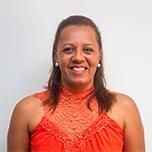 Gilvânia Andrade do Nascimento - Vice-Presidente de Desenvolvimento Profissional