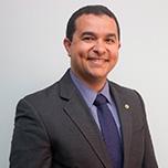 Ionas Santos Mariano - Vice-Presidente Administrativo